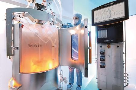 Sartorius Stedim Biotech Ssb Euronext Dim Leading International Supplier For The Biopharmaceutical Industry And Repligen Corporation Nasdaqrgen